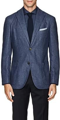 "Boglioli Men's ""K Jacket"" Cashmere-Blend Two-Button Sportcoat"