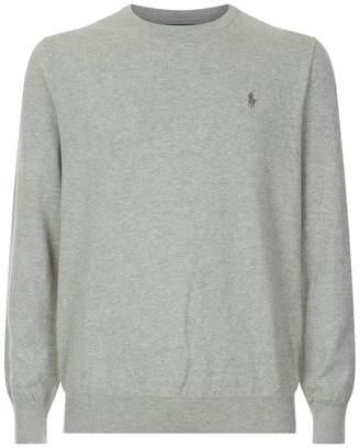 Polo Ralph Lauren Cotton Crew Neck Sweater