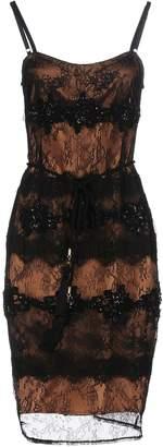 Elisabetta Franchi GOLD Knee-length dresses - Item 34759943SI