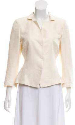 Akris Structured Silk Jacket
