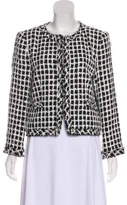 Alice + Olivia Structured Long Sleeve Blazer w/ Tags