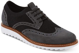 G.H. Bass & Co. Men's Buck 2.0 Wingtip Knit Oxfords Men's Shoes