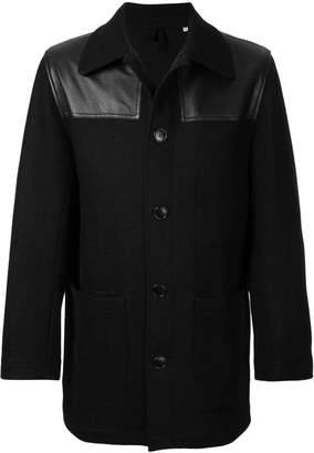 Kent & Curwen button up coat