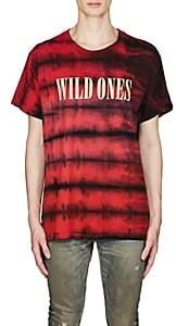 Amiri Men's Wild Ones Cotton T-Shirt - Red