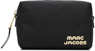 Marc Jacobs logo make-up bag