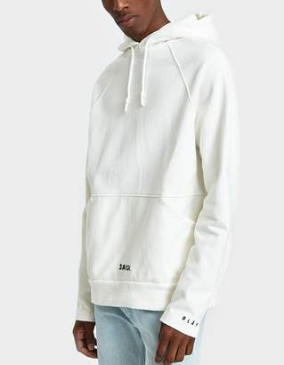 Olaf Hussein Heavy Front Pocket Hoodie