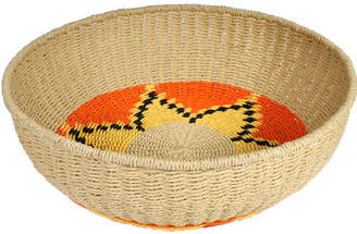 Natural X-Large Woven Bowl