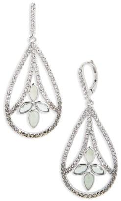 Women's Judith Jack Lakeside Crystal Drop Earrings $165 thestylecure.com