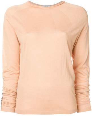 Lemaire loose-fit knitted top