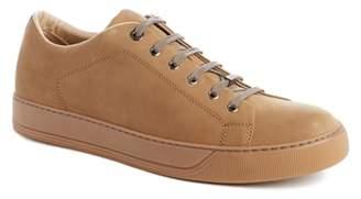Lanvin Low Top Cap Toe Sneaker