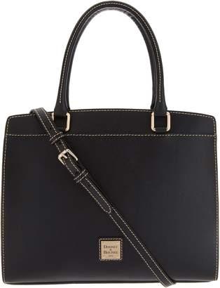 Dooney & Bourke Saffiano Leather Blaire Satchel