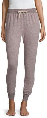 COEUR DALENE Coeur Dalene Weekend Fleece Womens Knit Pajama Pants