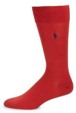 Polo Ralph Lauren Stretch-Fit Trouser Socks