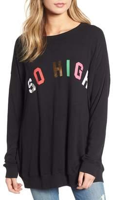 Wildfox Couture Road Trip So High Sweatshirt