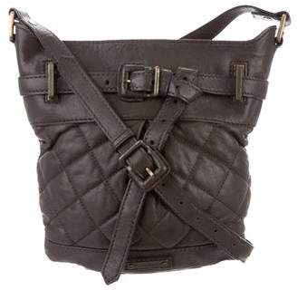 Burberry Quilted Leather Crossbody Bag
