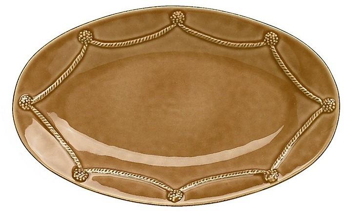 Juliska Berry  &  Thread Oval Platter, Medium