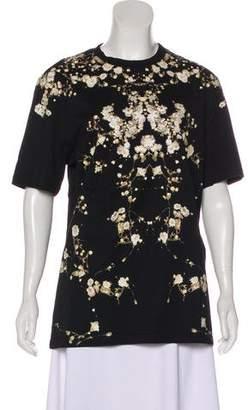 Givenchy Gypsophila Short Sleeve Top