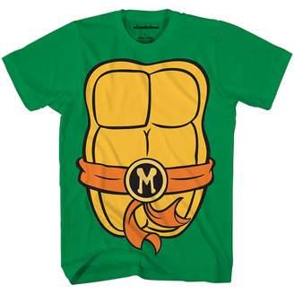 Nickelodeon Teenage Mutant Ninja Turtles TMNT Mens Costume T-Shirt