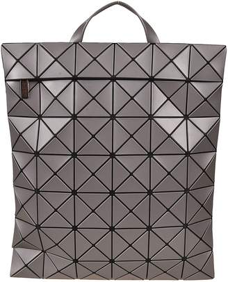 Bao Bao Issey Miyake Geometric Structured Flat Backpack