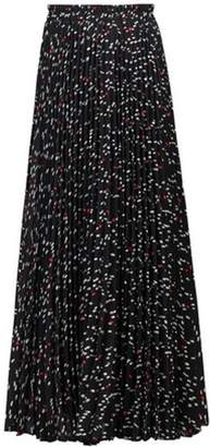 Dorothy Perkins Womens *Jolie Moi Black Pattern Maxi Skirt