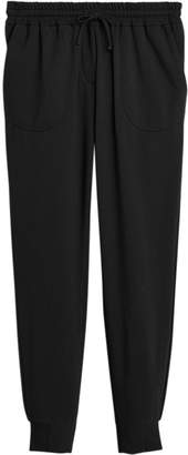 French Terry Tapered Pant