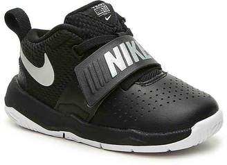 Nike Team Hustle D8 Infant & Toddler Basketball Shoe - Boy's