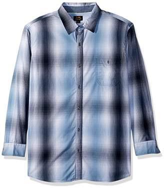 Lee Men's Long Sleeves Button Down Shirt