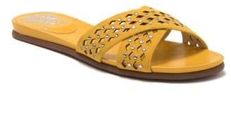 Vince Camuto Endana Studded Slip-On Sandal