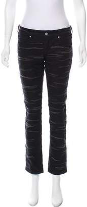 Isabel Marant Mid-Rise Jeans