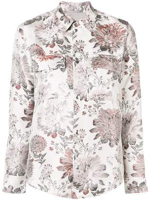 Reality Studio floral print shirt