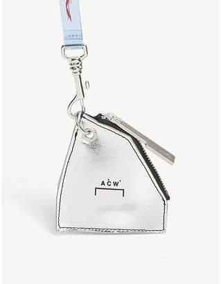 A-Cold-Wall* Mini cross-body coin purse