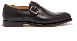 Church's Westbury monk-strap leather shoes