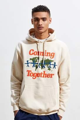 Urban Outfitters Altru Apparel Coming Together Hoodie Sweatshirt