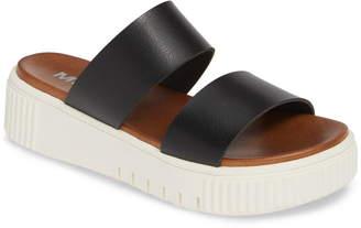 Mia Lexi Platform Slide Sandal
