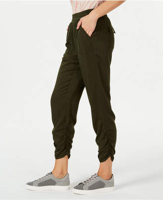 Style&Co. Style & Co Petite Ruched Jogger Pants