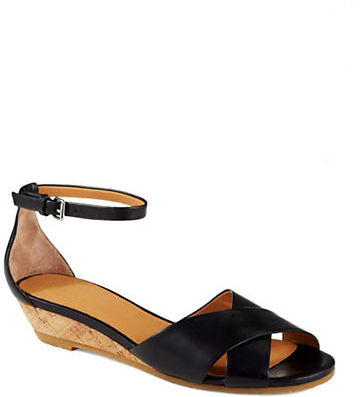 Marc By Marc JacobsMarc By Marc Jacobs Open Toe Demi-Wedge Sandals
