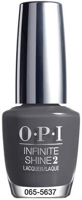 OPI PRODUCTS, INC. OPI Steel Waters Run Deep Infinite Shine Nail Polish - .5 oz.