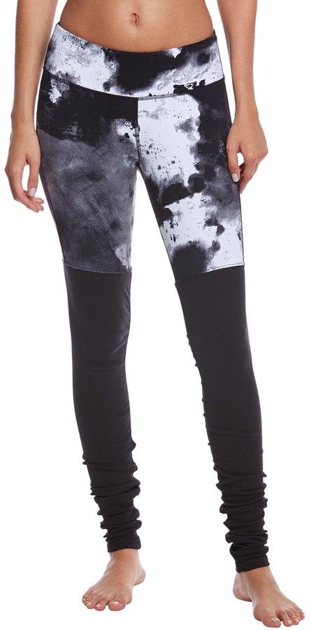 Alo Yoga Printed Goddess Yoga Leggings 8156373
