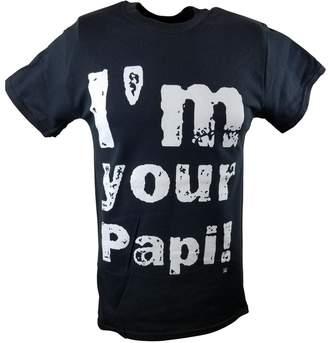 Freeze Eddie Guerrero I'm Your Papi Latino Heat Mens T-Shirt-XXL