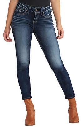 Silver Jeans Suki Ankle Skinny Jeans