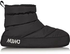 Marc By Marc Jacobs Galaxy Fleece-Lined Quilted Shell Boots