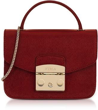 Furla Metropolis Mini Top Handle Crossbody Bag