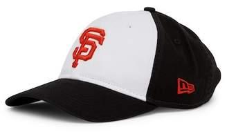 New Era Cap MLB San Francisco Giants White Pop Cap