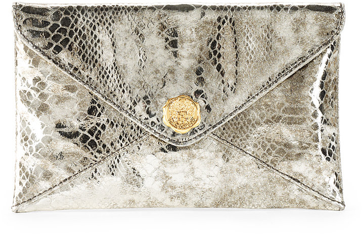 Olga Clutch Soft Gold