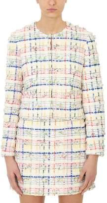 Thom Browne Single Breasted Sack Jacket