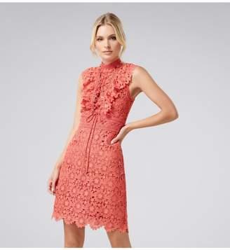 Ever New Ena Lace Mini Dress