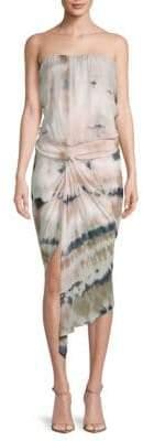 Young Fabulous & Broke Printed Twist Dress