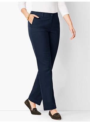 Talbots Full-Length Chino Pant - Curvy Fit