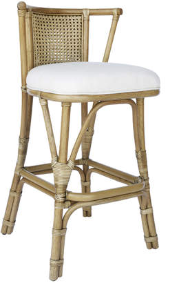 Lulu & Georgia Fyla Counter Stool, Nutmeg