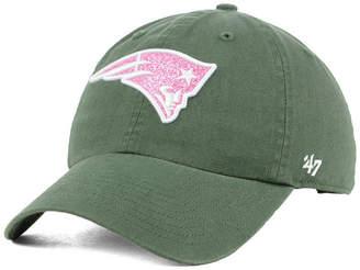 '47 Women's New England Patriots Moss Glitta Clean Up Cap